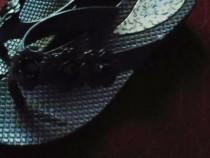 Papuci / Slapi / Sandale Noi ,mar 36/37, model foarte frumos