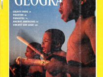 National Geographic October 1997