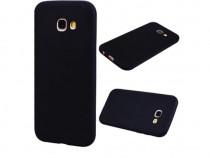 Husa Silicon Samsung Galaxy A3 a320 Black PRODUS NOU
