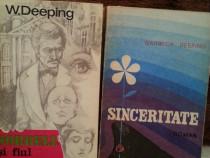 Sorrell si fiul/Sinceritate-Warwick Deeping (2 vol)