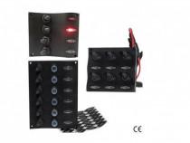 Panou electric impermeabil cu lumini LED-630634