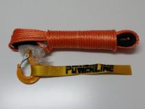 Cablu sintetic, sufa, plasma de 6 mm pentru troliu