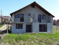 Casa+teren Lac Ezareni Valea Adanca
