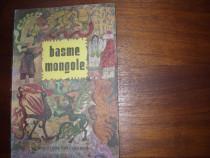 Basme mongole ( format mai mare )