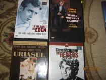Oscar,40 dvd,raritati,originale,romana,colectie james dean