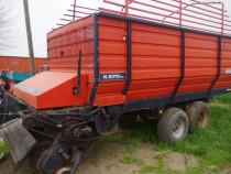 Remorcă recoltare păioase Deutz-Fahr K570/33