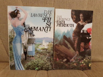 Fii si amanti/Fata pierduta-David Herbert Lawrence (2 vol)