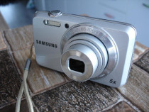 Camera foto SAMSUNG ES80 12mp + Card + Husa + Acumulator + I