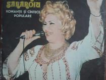 Din cantecele Ilenei Sararoiu