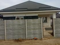 Pantelimon zona noua casa p+pod 4 camere,2 gr sanitare