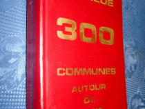 8440-Repertoar Paris si 300 suburbii ed. 1988 Banlieue.
