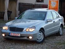 Mercedes-Benz C220CDI / 2001 / 2.2 - in rate fara avans