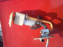 Pompa de benzina de cielo corean
