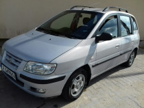 Hyundai matrix 1.6 benzina