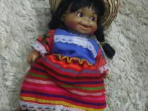 Papusa originala Mexic