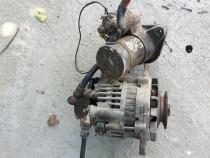 Electromotor si alternator opel astra 1,7 diesel
