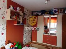Apartament etaj 2 2 camere de 60 mp in Calea Cisnadiei