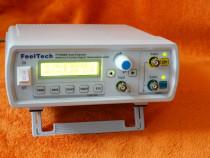 Generator digital semnal sinus dreptunghiular, frecventmetr