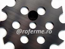 Disc pentru motocoasa, T12 / 250mm / 25.4mm