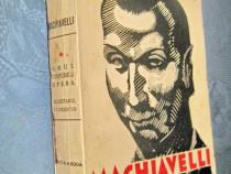 2228- C. Antoniade-Machiavelli dedicatie ed. N. Titulescu.
