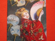 Album arta -Impressionists -Posterbook-6 postere licenta-