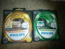 Set becuri philips colour vision
