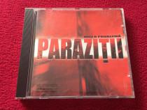 CD hip hop Parazitii Nici o problema (1999) , RAR