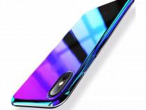 Husa Plastic Huawei P20 Gradient Black PRODUS NOU