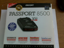 Detector radar escort passport 8500x50 euro black