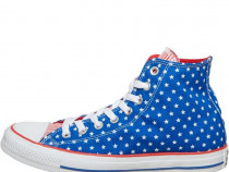 Tenesi Converse CT All Star Hi Polka Dot marimea 36 si 36.5