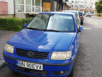 Volkswagen Polo 1.4 benzina 75cp anul 2000 inmatriculat