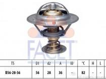 Termostat,lichid racire 78222 TOYOTA URBAN CRUISER (NSP1_, N