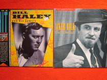Vinil rar jazz 4LP Bill Haley+The Comets&Acker Bilk-clarinet