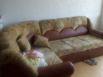 Semi-mobilat- apartament 3 camere confort 1 sud vest resita