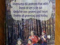 Poezii de ieri si de azi - Luminita Mihai Cioaba (autograf)