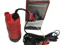 Pompa submersibila electrica transfer combustibil 12V/24V