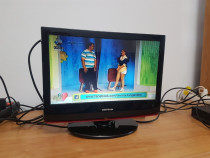 Tv united led 40cm 15,inch hdmi usb hd lcd televizor 17