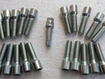 Prezoane 45 mm Tip Tuner System cap Imbus pt Jante Aliaj cu