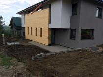 Duplex cu o arhitectura moderna, 129mp utili, Valea Lupului