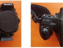 Foto DSLR Sony SLT-A58 + obiective + accesorii