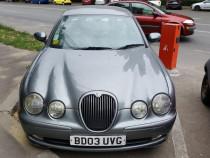 Jaguar s type facelift sport line 2.5 v6 benzina manual