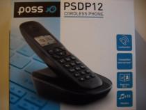 POSS, Model PSDP12, Franta, telefon fix, wireless (fara fir)