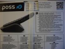 POSS, Model PSDP41, Franta, telefon fix, wireless (fara fir)
