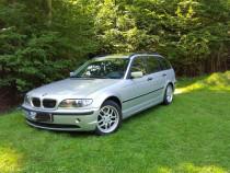 BMW 320D,150CP