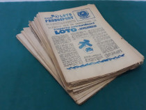 Programul loto pronosport 1987* 45 numere diferite