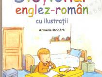 Dictionar englez-roman cu ilustratii-Armelle Modere
