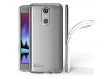 Husa telefon silicon lg k10 2017 clear ultra thin produs nou