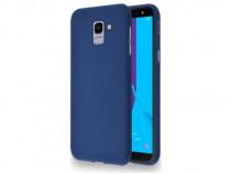 Husa Telefon Silicon Samsung Galaxy J6 2018 j600 Matte Dark