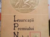 Laureații Premiului Nobel pentru Literatură