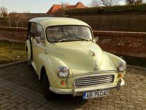 Morris Minor masina de epoca schimb